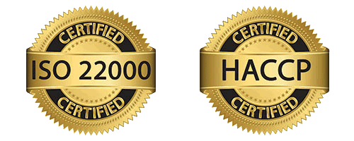 Dandilee Spice is HACCP and ISO 22,000 Certified